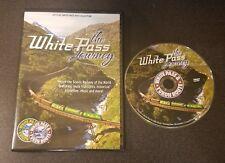 The White Pass Journey (DVD, 2013) Yukon Roy Minter trains railroad films videos