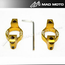 14*18 mm CNC Fork Preload Adjusters CBR900RR 1997-2003  Triumph Speed Four