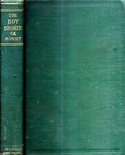 RARE 1898 1ST EDITION NEWSBOY IN NEW YORK CITY AMERICANA GIFT IDEA FRANK MUNSEY