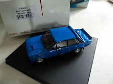 "Trofeu 1/43 Fiat 131 Abarthe ""Muleto"" blue"