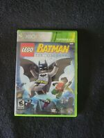 Xbox 360. LEGO Batman. The video game e for everyone pre-owned.  No Manual