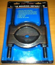 "Large Bearing Separator Puller Remover Gear Splitter 4-3/4"" Capacity Shop Press"