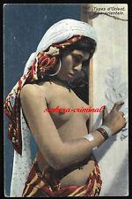 AK - LEHNERT & LANDROCK - Nr. 725 - Types d'Orient - HAREM - AFRIKA - MAGHREB
