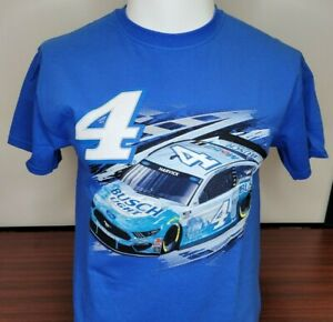 Kevin Harvick #4 Busch Light 2021 Mustang Nascar Driver T-Shirt