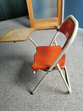 Vintage Childs Writing Chair Mobo Toys Seat