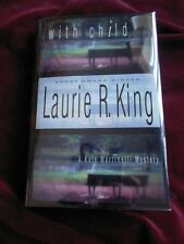Laurie King - WITH CHILD - 1st/1st