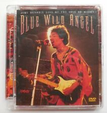 "Jimi Hendrix, ""Blue Wild Angel - Live at The Isle of Wight"",  DVD,  Blues Rock"