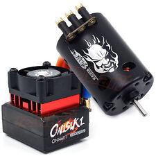 Onisiki Hell Blaze 60A Brushless Sensored ESC 17.5T Motor Combo RC Cars #CB0964