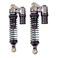 1/10 RC Crawler  Truck Shock Absorber for SCX10 D90 -4 CC01 Accs