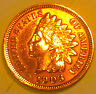 1903 INDIAN HEAD CENT CHOICE/GEM BU RED 4 DIAMONDS #2