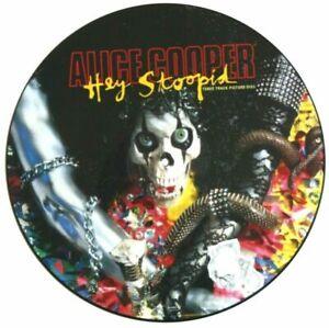 "EX/EX Alice Cooper Hey Stoopid 12"" VINYL PICTURE DISC"