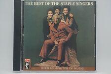 The Staple Singers - The Best Of  CD Album