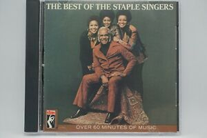 The Staple Singers - The Best Of  CD Album  - HTF