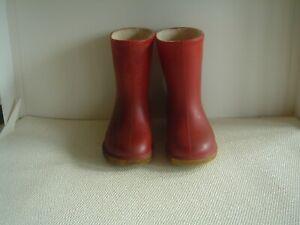 Paddington Bear Genuine Vintage Wellington Boots By Dunlop
