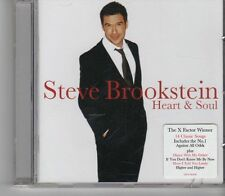 (GA80) Steve Brookstein, Heart & Soul - 2005 CD