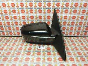 2006-2010 MERCURY MILAN PASSENGER SIDE VIEW POWER DOOR MIRROR W/PUDDLE LAMP
