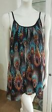 Romp Jeans dress/long blouse.SzL.Relaxed fit.Fully lined.As new