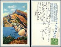 "ARIZONA Postcard - Coolidge Dam ""2"" M6"
