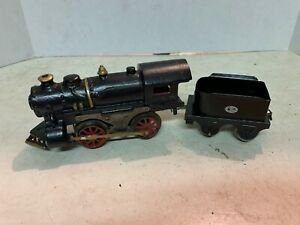 Ives Prewar  O Gauge - 1100 Steam Engine and NYC Tender