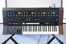Yamaha CS-40M vintage analog programmer memory synthesizer w/ case CS40M
