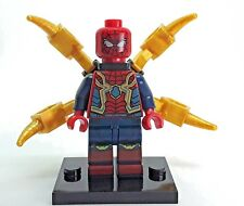 spider-man new minifigure superhero marvel the lego movie CHRISTMAS TIME THE GIF