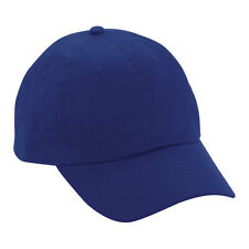 New Royal Blue Baseball Hat Cap Hats Cotton Adjustable High Quality Golf Hat