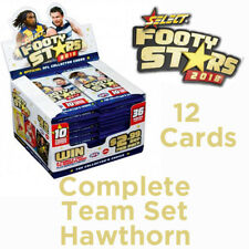 2018 AFL SELECT FOOTY STARS CARDS COMPLETE TEAM SET - HAWTHORN