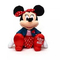 Disney Minnie Mouse 2021 Sweetheart Valentine's Day Soft Plush Toy Doll 38cm