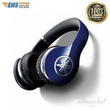 Yamaha HPH-PRO500 closed dynamic headphone Racing Blue in Box from JAPAN
