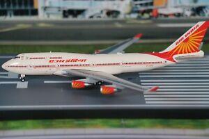 1:400 Air India B 747- GJ