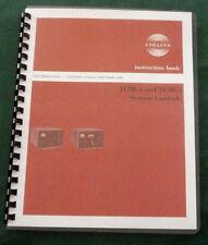 Collins 312B-4 & 312B-5 Instruction Manual - 110lb Card Stock/Plastic Covers!
