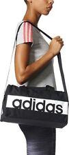 adidas Unisex Linear Team Bag Extra Small Holdall Item S99950
