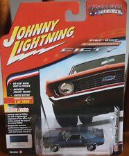2017 JOHNNY LIGHTNING Special Edition 1969 CHEVY CAMARO ZL1 Version B  1/1800