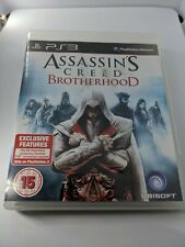 Assassin's Creed: Brotherhood (Sony PlayStation PS3 - with manual FAST&FREE POST