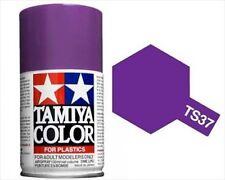 Tamiya TS-37 GLOSS LAVENDER Spray Paint Can  3.35 oz. (100ml) 85037