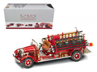 1932 Buffalo Type 50 Fire Truck Red w/ Accessories 1:24 Diecast Models 20188r