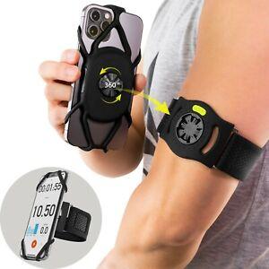 Bone Original Run Tie Connect Kit 360 Rotation Phone Holder for Running Workout
