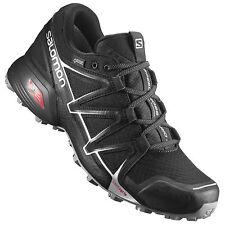 Salomon Herren Trailrunning-schuhe Speedcross Vario GTX schwarz Größe 45