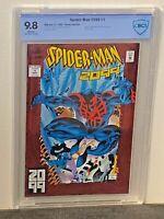 SPIDER-MAN 2099 #1 9.8 HIGHEST Grade KEY 1st Miguel O'Hara Marvel Comic CBCS>CGC