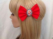 Jessica Rabbit hair bow clip rockabilly pin up girl Who framed roger rabbit