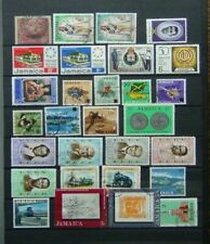 Jamaica Useful used range good commemorative issues with better