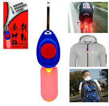 Led Pendant Flashing Light Runners Joggers Cyclists Dog Walkers Night Safety