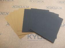 11 Pack 2 mm A4 KYDEX T Sheet 297 x 210 6 x Black 5 xCoyote Brown.Holster-Sheath
