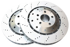 Genuine Audi R8 RS5 Front Brake Discs (Pair) RRP £650 FREE DELIVERY