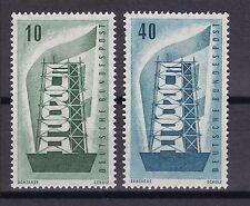 Postfrische Briefmarken aus der BRD (1955-1959) mit Geschichts-Motiv