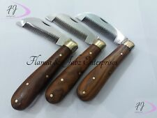 Dog Folding Stripping knives Carding folding knife Pet comb Medium size