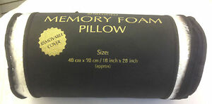 New Luxury Memory Foam Pillow with Bamboo Fiber Casing  *Free pillow protectors