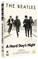 A Hard Day's Night DVD (2014) John Lennon, Lester (DIR) cert tc ***NEW***