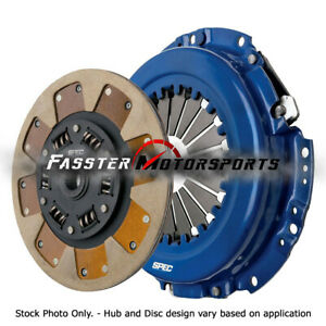 SPEC Stage 2 Clutch for 1969-1970 Plymouth Belvedere 383ci 10.5inch SD042