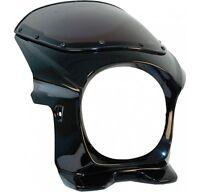 "Venom MK II Cafe Racer Bobber Fairing & Windshield Fits 7"" Headlights - HONDA"